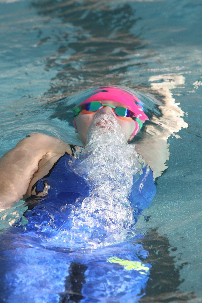 Langstreckenschwimmen war ein voller Erfolg