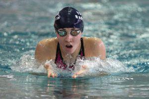 Rosenheimer bei den oberbayerischen Meisterschaften im Schwimmen