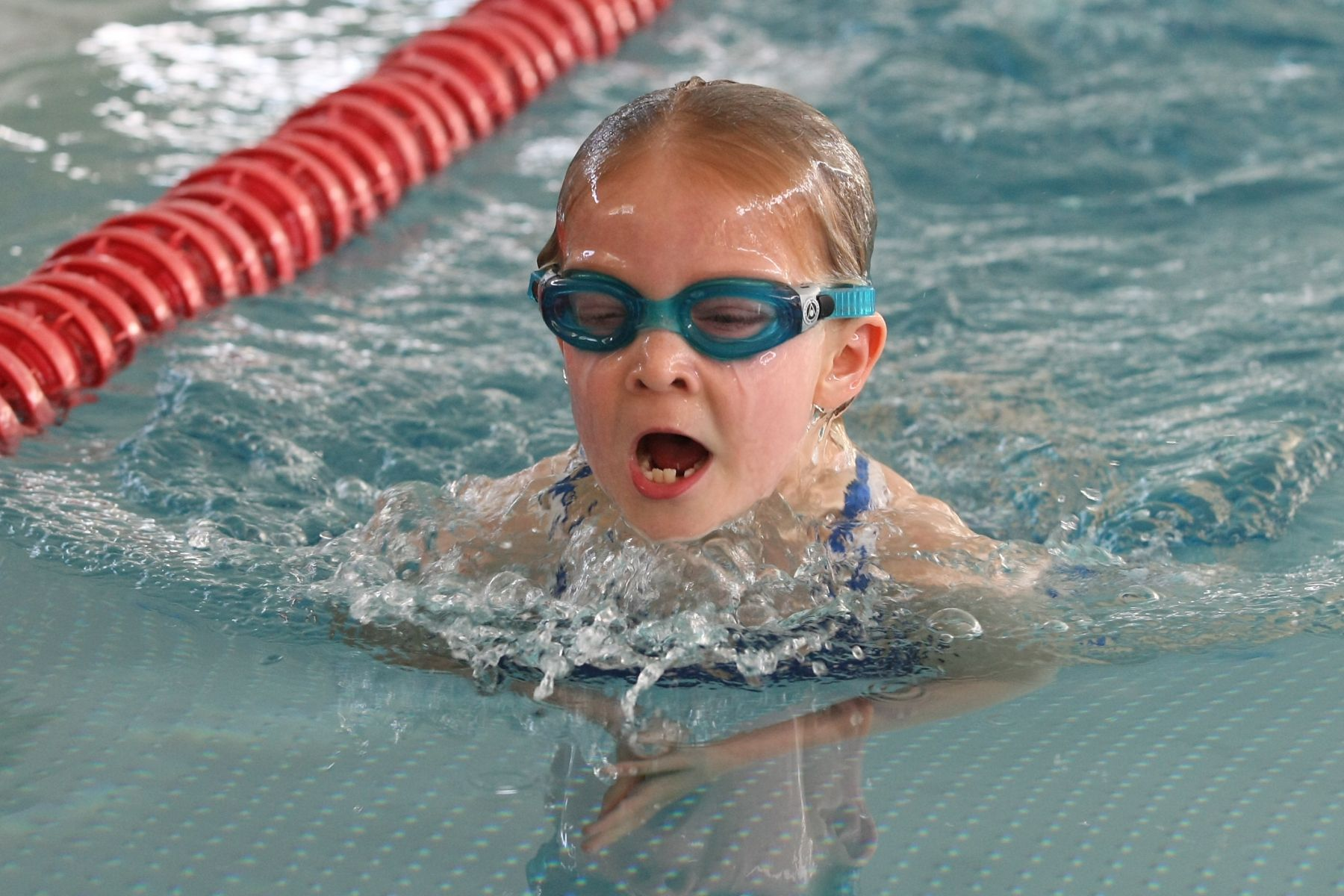 Rosenheimer Nachwuchsschwimmer erfolgreich beim Kreiskinderschwimmen in Waldkraiburg