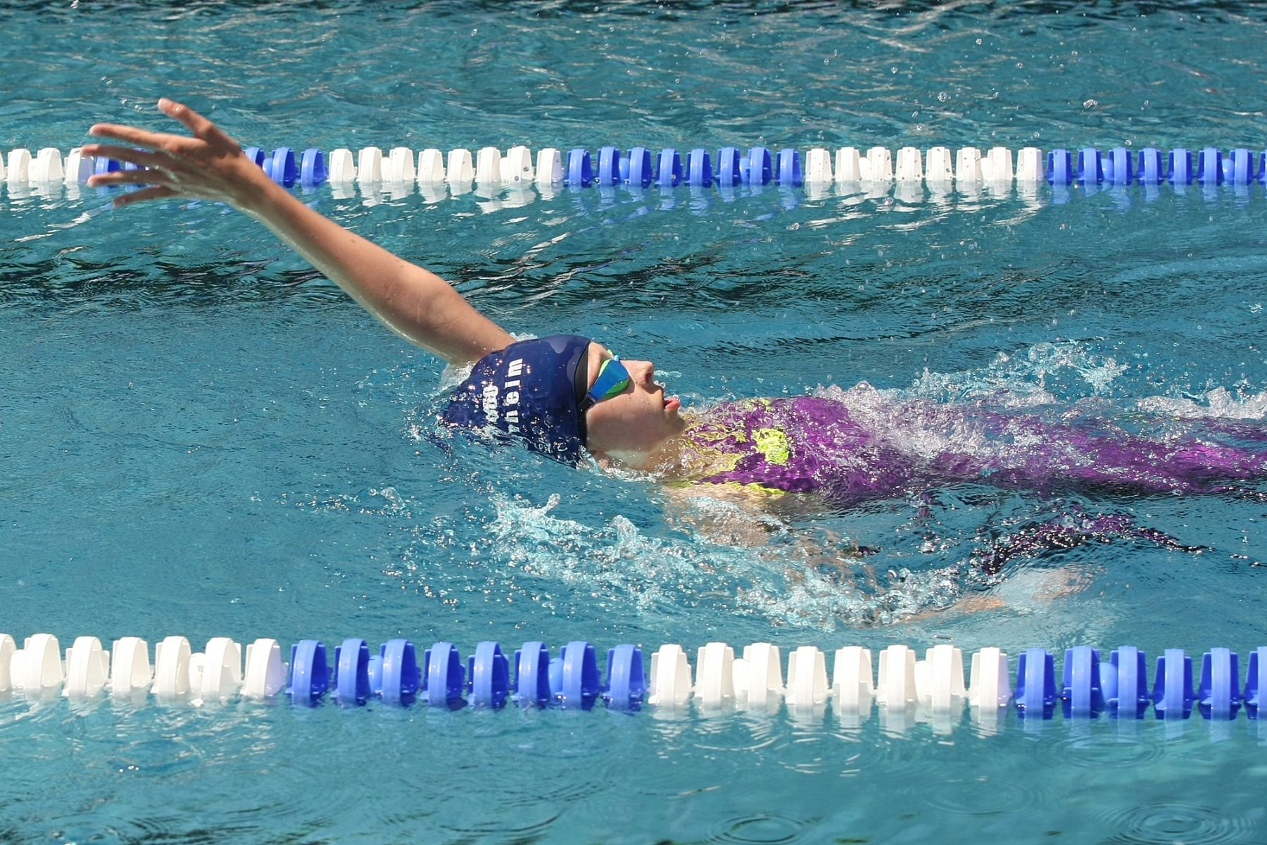 Erfolgreiche Kreismeisterschaften für die Rosenheimer Schwimmer